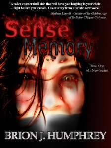 Book Cover for Sense Memory